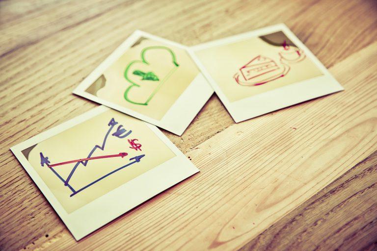 Een instant photo frame bestel je bij Photoflyer!